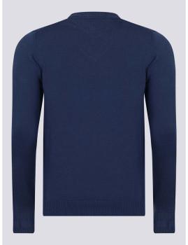 imagem de Camisola Homem Azul Indigo2