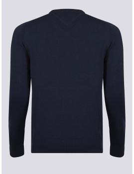 imagem de Camisola Homem Azul Navy2