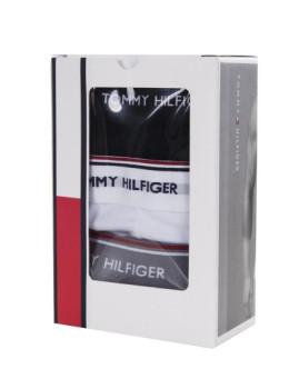 imagem de Pack 3 Boxers Tommy Hilfiger Homem Preto / Branco / Cinza3