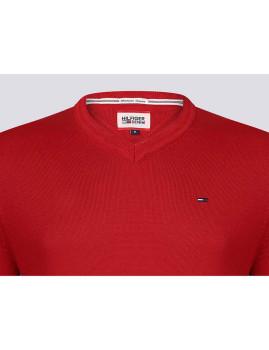 imagem de Camisola Homem Vermelho3