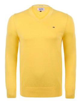imagem de Camisola Amarelo Homem 1