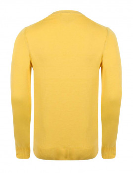 imagem de Camisola Amarelo Homem 3