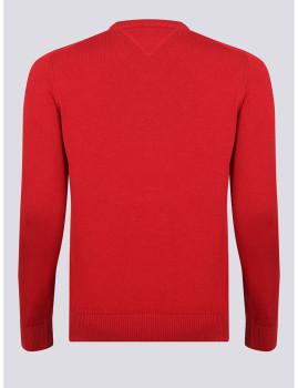 imagem de Camisola Homem Vermelho Lava2
