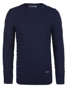 Pullover Giorgio di Mare Azul Navy