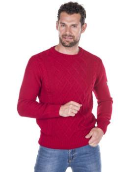 Pullover Giorgio di Mare Vermelho