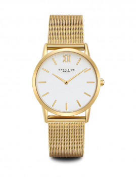 Relógio Upper Union Senhora  Dourado