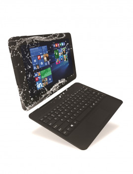 Portátil Rugged Hybrid Insys® com Windows 10®