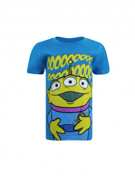 T-shirt Disney Ooooo Criança Safira