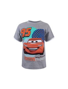 T-shirt Disney Speed Criança Cinza