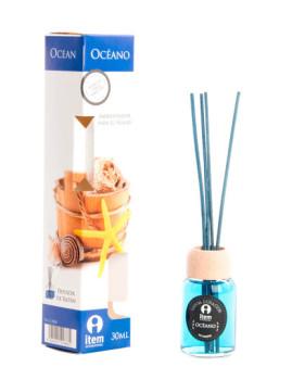 Ambientador Perfume Vidro Mar