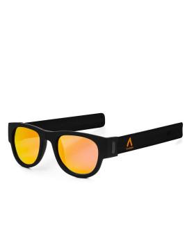 Óculos de Sol Sundam Polara Laranja e Preto