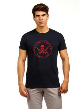 imagem de Pack T-Shirts Azul Marinho e Branco2