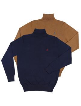 imagem de Pack Jerseys Azul Marinho e Camel1
