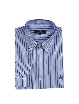 imagem de Pack Camisas Azul e Cinza2