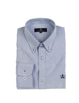 imagem de Pack Camisas Azul e Cinza3