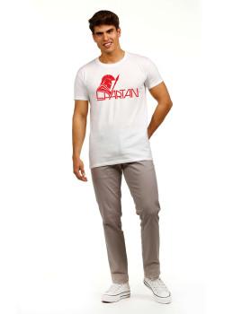 imagem de Pack T-Shirts Azul Marinho e Branco5