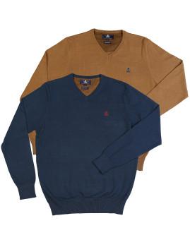 imagem de Pack Jerseys Azul Oceano e Camel1