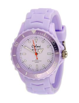 Relógio Colori Classic Collection Lilás