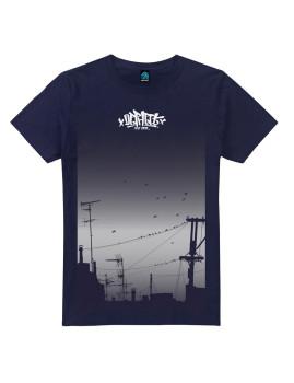 T-shirt Dusk Azul Navy
