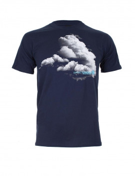 T-shirt Sky'S The Limit Azul Navy