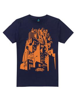T-shirt Rising High Azul Navy