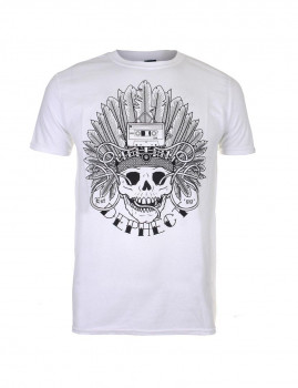 T-shirt Native Branco