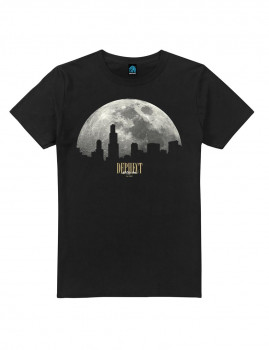 T-shirt Moonlight Preto