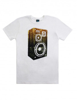 T-shirt Stereophonic Branco