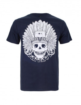 T-shirt Native Azul Navy