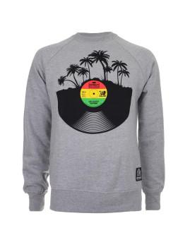 Sweatshirt Dub Soldier Cinza Mesclado