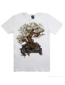 T-shirt Planted Branco