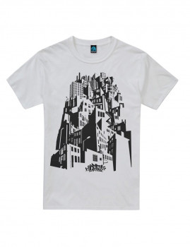T-shirt Rising High Branco