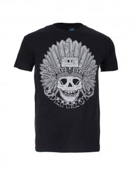T-shirt Native Preto