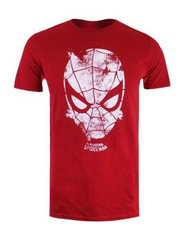 T-shirt Marvel  Webhead Vermelha