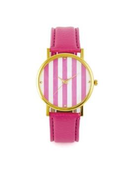 Relógio Sidartha Venice Rosa Senhora