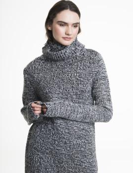 Sweatshirt  Grita Ganga Escura  Cinzentas