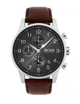 Relógio Hugo Boss Prateado e Cinza escuro