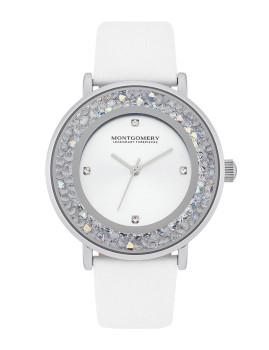 Relógio Montgomery Withby Branco