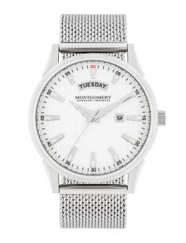 Relógio Montgomery Gravesend Prateado
