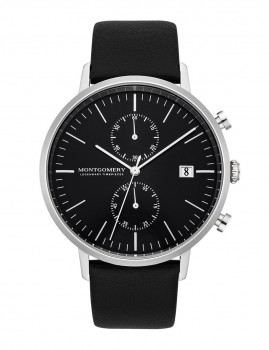 Relógio Montgomery Bedfort Preto