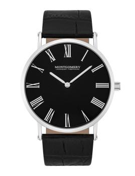 Relógio Montgomery Stafford Preto