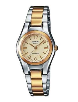 Relógio Casio Collection Dois Tons