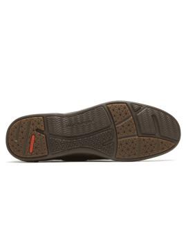 b9b706a10 Sapato de Vela Rockport 2-Eye Castanho Escuro, até 2019-05-27