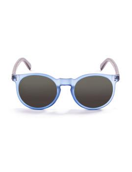Óculos de Sol Ocean Lizard Wood Castanho E Azul Transparente