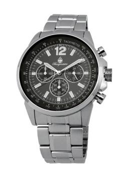 Relógio Burgmeister de Homem Prateado