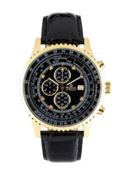 Relógio Burgmeister de Homem Preto