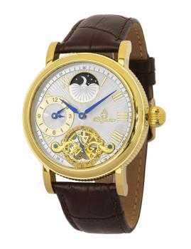 Relógio Burgmeister Homem Fairfield Castanho e Branco