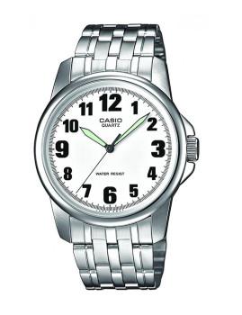 Relógio Homem Casio Collection Prateado e Verde