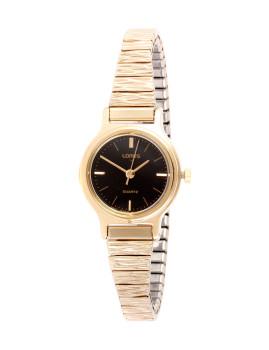 Relógio Lorus Dourado com Visor Preto