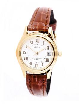 Relógio Lorus Castanho com Pulseira Fina